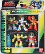 Battle Brusher Rockman X3