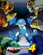 MMLC Mega Man 4