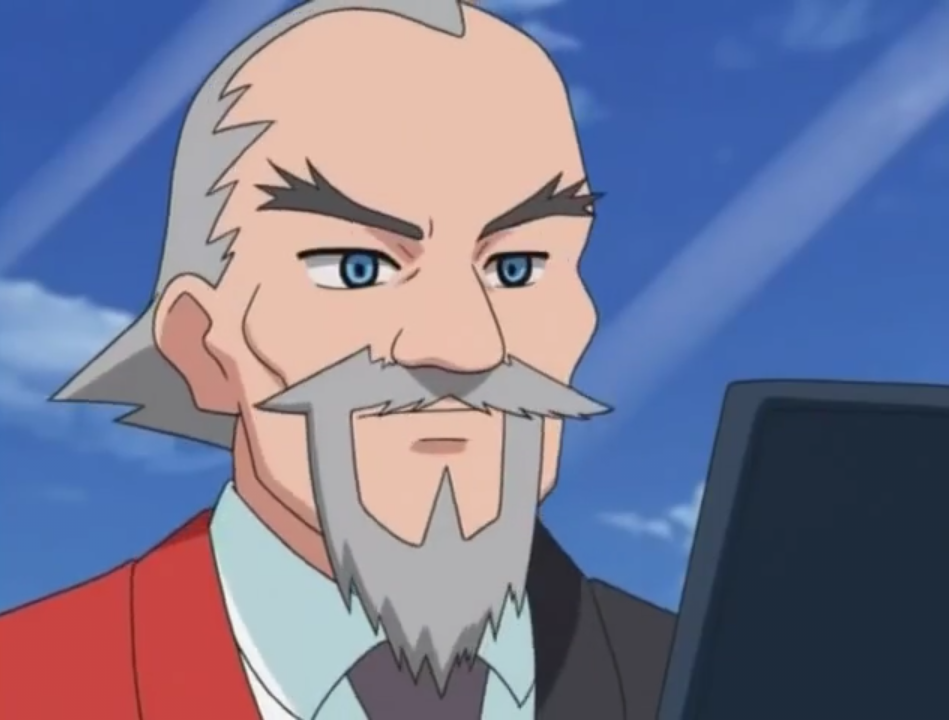 Gauss Magnus (anime)