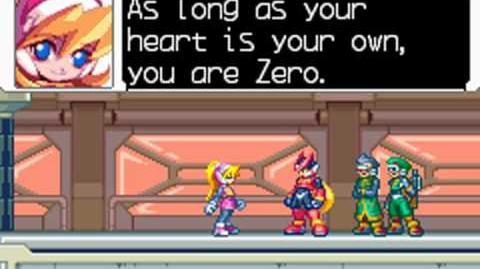 Mega Man Zero 3 - Ending & Credits