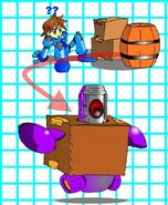 Reaver-box