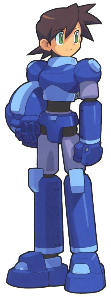 Mega Man Volnutt