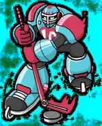 HockeyMan RokkoChan art