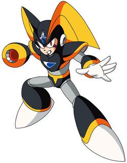 Bass (Megaman: A New Age)