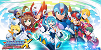 Mega Man X Eternal Wars Fifth Wallpaper