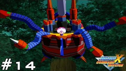 Mega Man X Command Mission - Part 14 You'll Never Beat My Evolved Form!