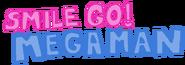 Smile Go! Mega Man Logo