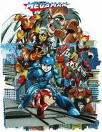 Mega Man(Ruby Spears) by sokualexa-dcav56z