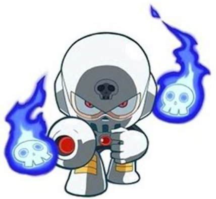 Skull Man