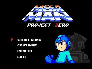 Mega Man X Fan Games