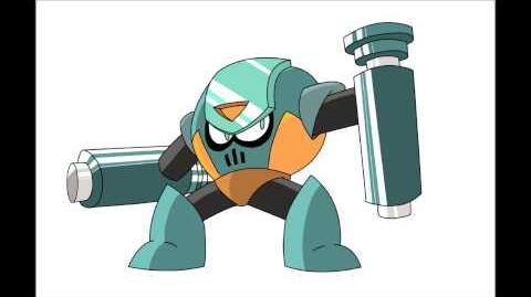 Mega Man VR - Siege Man 2A03