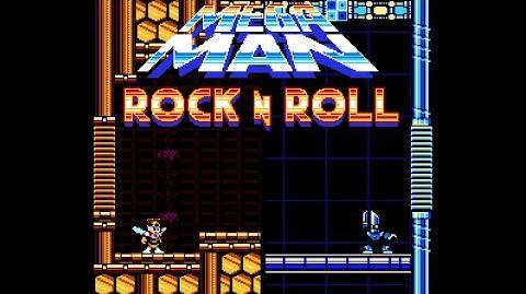 Mega Man Rock N Roll (Blind) Ep. 10 - Dagger Man Vesper Woman