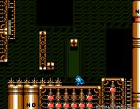 NitroMan Stage Screenshot by MegaPhilX