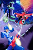 Mega Man Unlimited - Fight The Jet Man(No Logo)