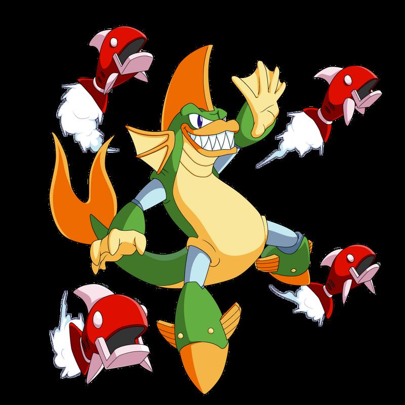 Fish Man (Rock Force)