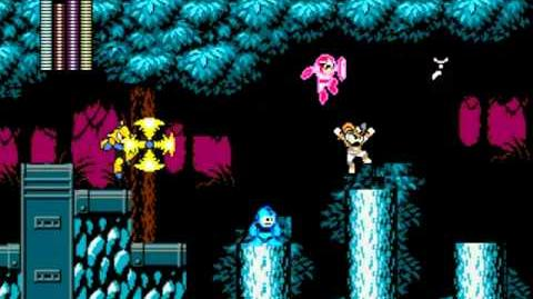 4 Player Coop Mega Man Gameplay