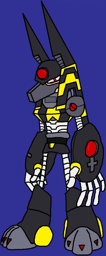 Return Necromanubiser