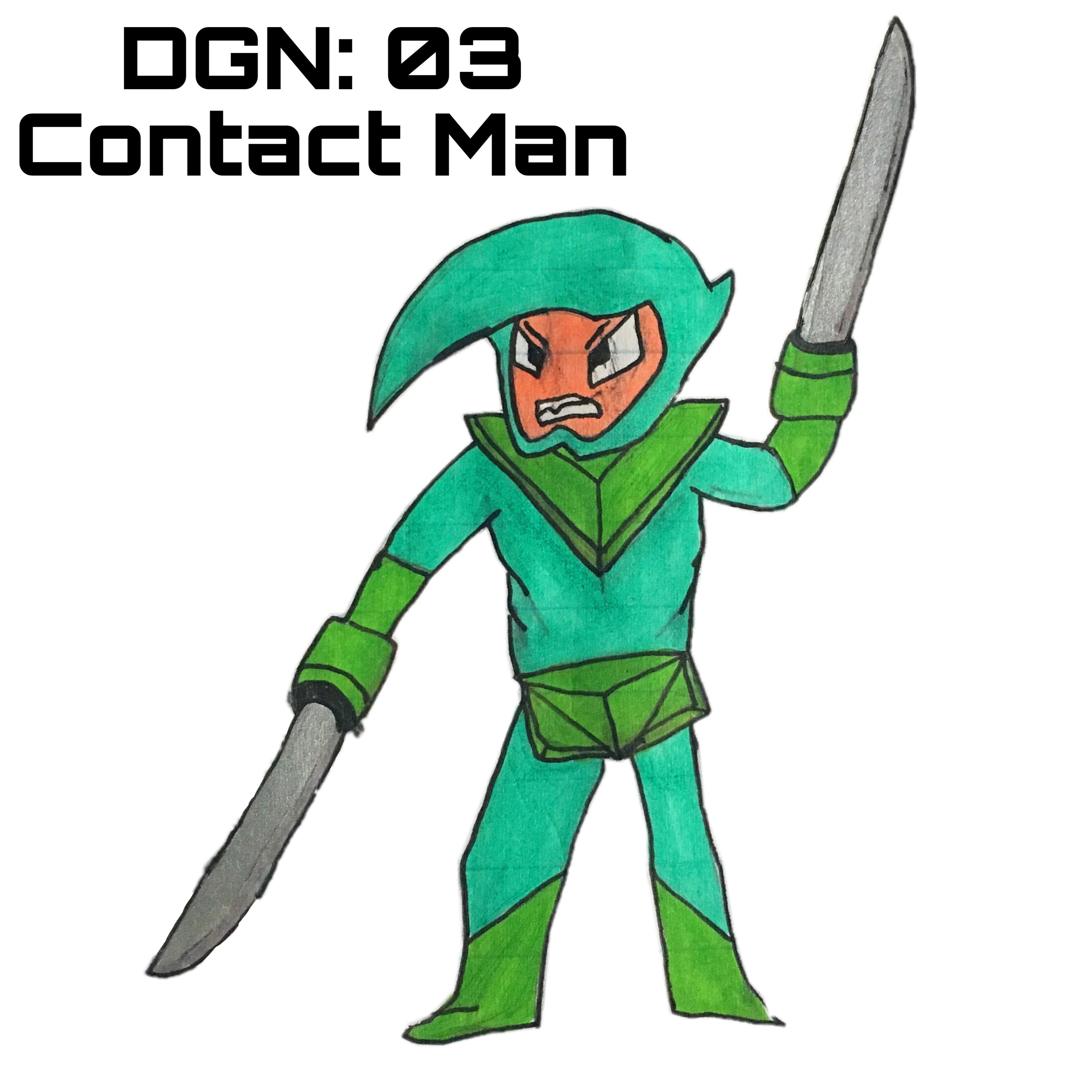 Contact Man
