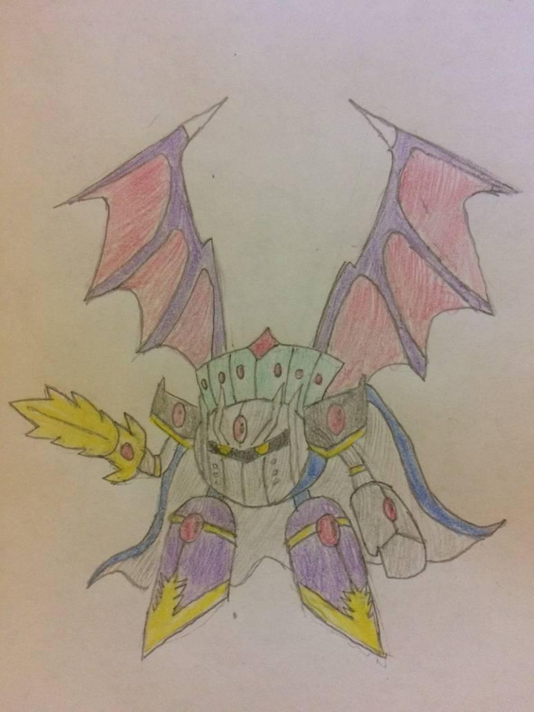 Galaxia Meta Knight