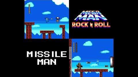 Mega Man- Rock N Roll - Missile Man's Theme