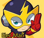 Elec Man Portrait