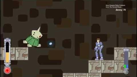 MegaMan Rush - New MMO In Development