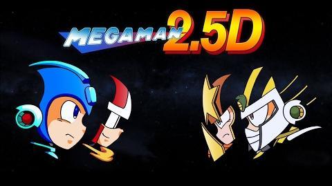 Megaman 2.5D (PC) Longplay