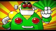 Mega Man Robot Master Mayhem (PC) - All Endings Compilation (V1