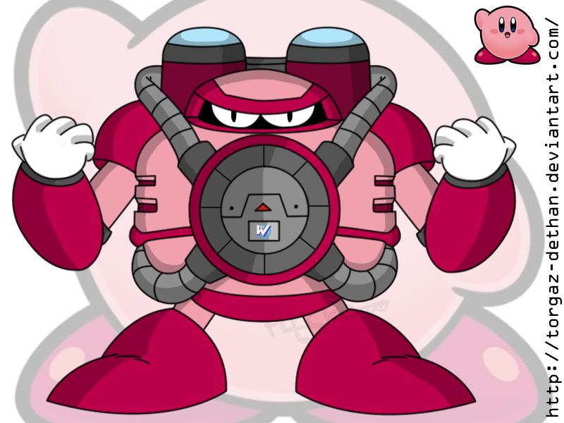 Kirby Man