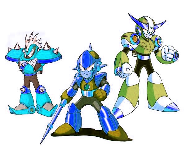 Mega Man Killer Killers