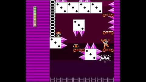 Mega Man OP (fan game) BETA 19 2 17 version Chance Man BETA-0