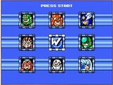 Mega Man Project Zero