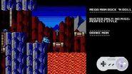 Mega Man Rock N Roll - Drake Man- Buster Only, Perfect, No Miss
