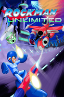 Rock Man Unlimited - Fight The Jet Man(Classics Collection Logo)