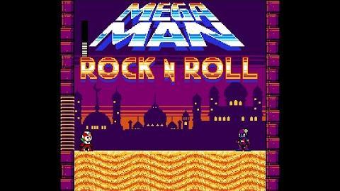 Mega Man Rock N Roll (Blind) Ep. 5 - Dune Woman