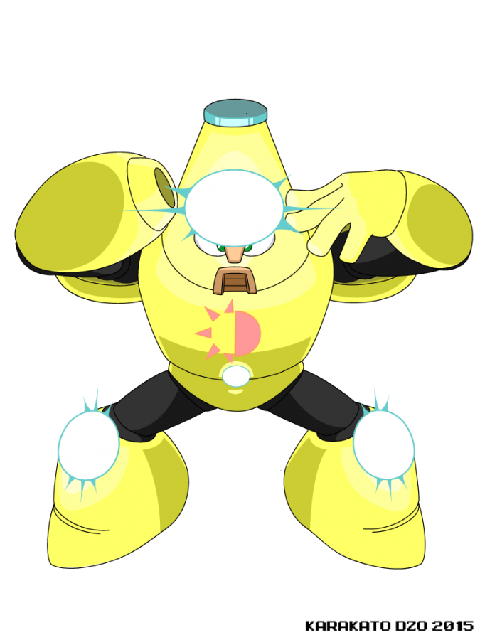 Photon Man (Rock Force)