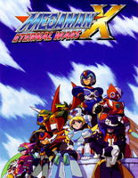 Mega Man X Eternal Wars Fourth Wallpaper