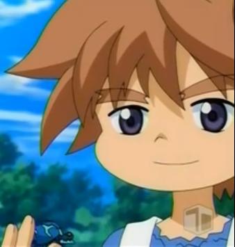 Christopher (Mega Man Grey)