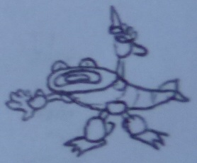 Flounder Man