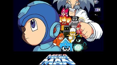 Mega Man Eternal Teaser Announcement