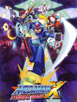 Mega Man X Eternal Wars Third Wallpaper