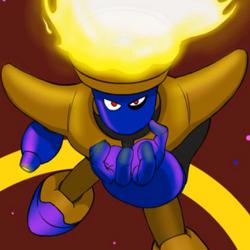 Burn Man