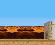 Maverick Hunter Desert Base