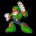Timber man mega man y 1 by karakatodzo de2xqy0