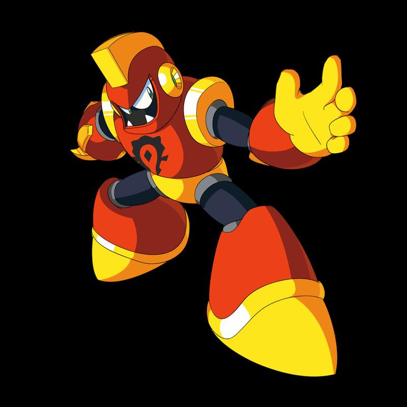 Axe Man (SFR)