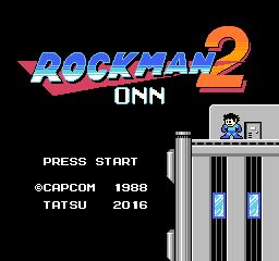 Rockman 2:ONN