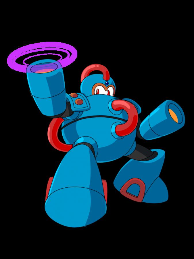 Pulse Man (Rock Force)