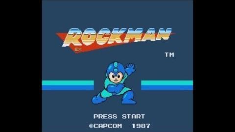 Rockman EX (NES FC) - Longplay