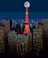 Tokyo Tower(Sailor Moon Arcade Alternate) by misaamanebella d9za5x5