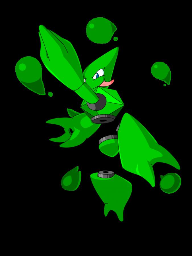 Virus Man (Rock Force)